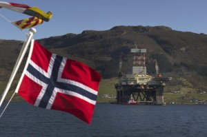 The New Scarabeo 8 Ultra Deepwater Oil Rig