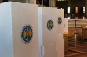 cabina vot republica moldova