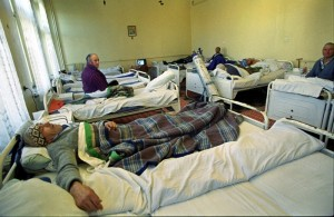 Spital romanesc