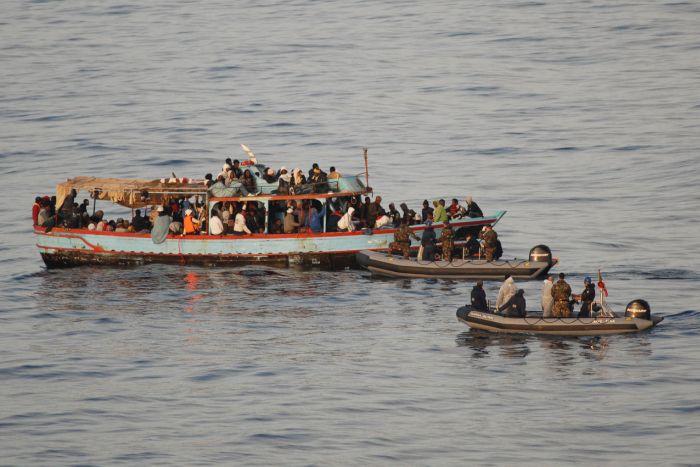 libieni refugiati