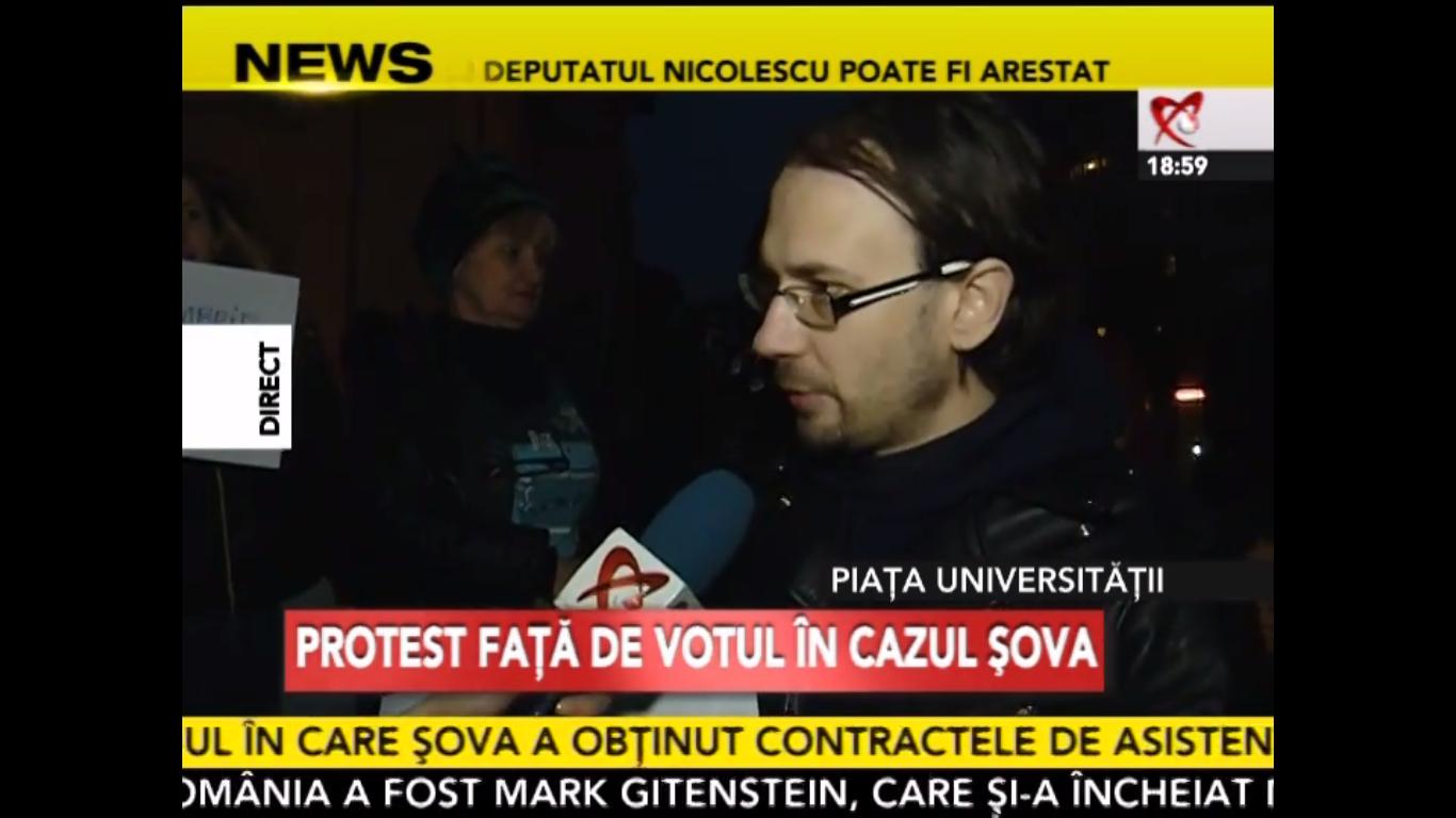 protest Sova