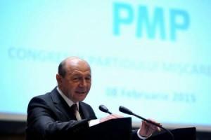 """Traian Băsescu: """"Nu mai am aspirații politice personale"""""""