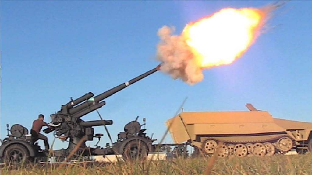 Flak_88_anti_aircraft_gun