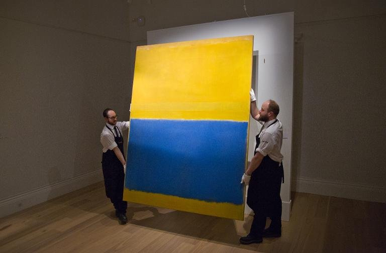 Asemănare şocantă | CUM arată tabloul vândut pe aproape 50 de milioane de dolari la New York