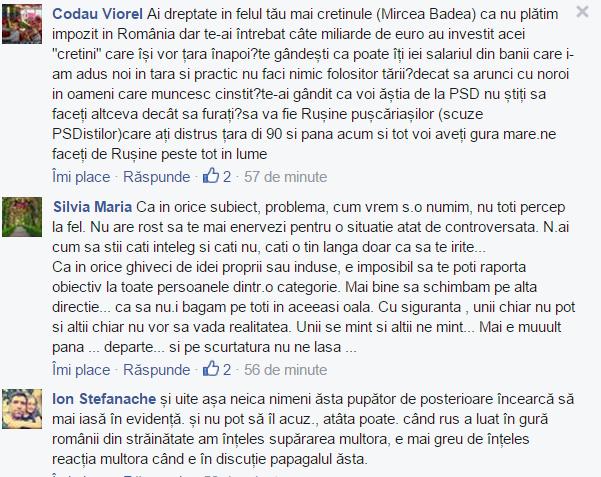 facebook mircea badea