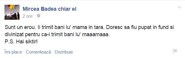 mircea badea diaspora