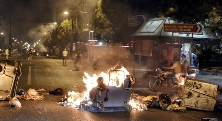 Clashes_in_Athens