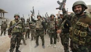 militari siria