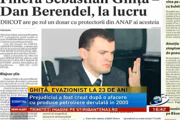 Ghiță TV sare la gâtul Antena 3: Face propagandă pentru PNL