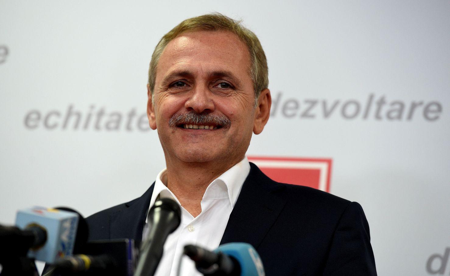 Liviu Dragnea, validat președinte al PSD. Are aceleaşi ...
