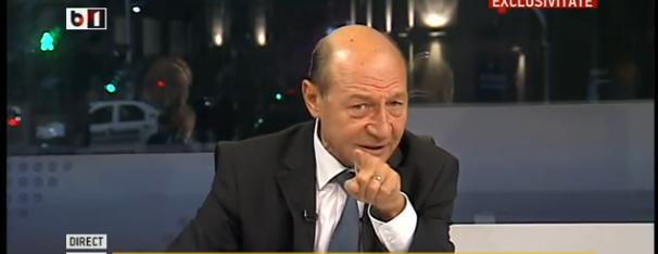 SURPRIZĂ. Traian Băsescu lucra la o carte cu Dan Andronic