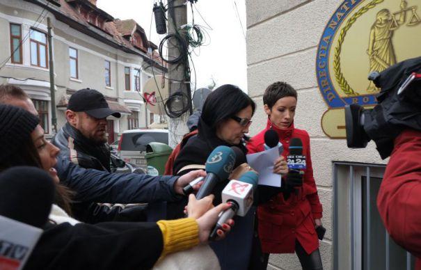 DECIZIE. Crinuța Dumitrean (ex-ANRP), eliberată din arest