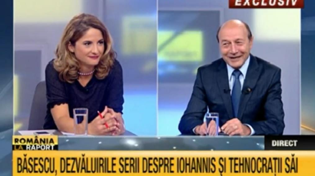 traian basescu_romania tv_andreea crețulescu
