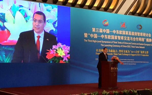 Victor Ponta_China