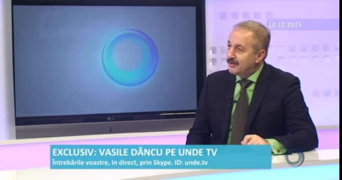 """Vasile Dîncu, """"bântuit"""" de o idee a defunctei USL: Impozitarea în trepte"""