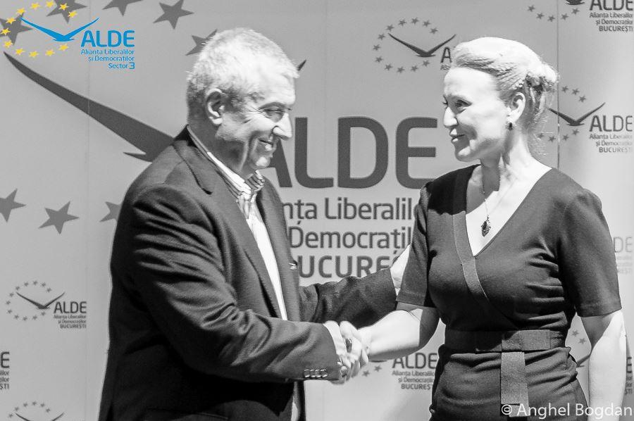 ALDE -Sector 3 - Elena Petrescu