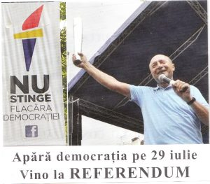 Basescu referendum