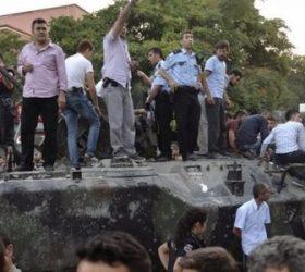 """lovitura de stat turcia"""