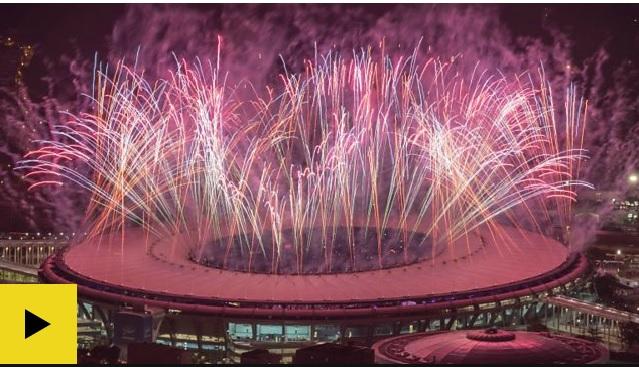 """deschidere jocuri olimpice rio"""