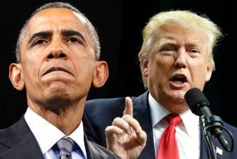 """""""donald trump barack obama"""""""